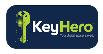 Key Hero Logos Badge Horizontal 4color